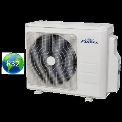 FISHER FS2MIF-182AE3 (kültéri egység) Multi inv.klíma kültéri egység 5,2 kW, Hősziv ,inverter R32