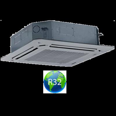 FISHER FSKIF-244AE3/FSOIF-244AE3 (beltéri +kültéri egys + panel) Kazettás split klíma 7,0 kW, Inverter,Hösziv., R32