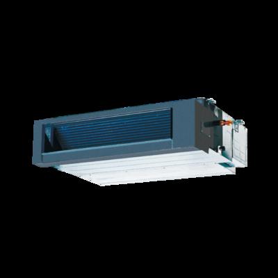 FISHER FSLIF-301AE2/FSOIF-301AE2 (beltéri +kültéri egység+kör km. csatl.) Légcsatornás split klíma 8,8 kW,Inverter,Hősziv.,R410A