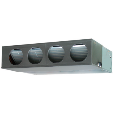 FUJITSU ARYG24LMLA/AOYG24LBCB (kültéri+beltéri egység+UTD-RF204) Légcsatornás split klíma 6,8 kW, Hősziv, invert, R410A