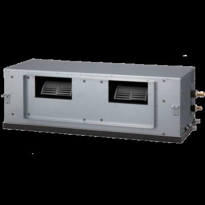 FUJITSU ARYG60LHTA/AOYG60LATT (kültéri + beltéri egység) Légcsatornás split klíma (magas nyomású) 15 kW, inverter hősziv, R410 A, 3fázis 400V