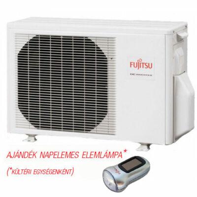 FUJITSU AOYG14LAC2 (kültéri egység) új G-s beltérik Multi split klíma kültéri egys 4,0 kW, R410A Invert, hősziv