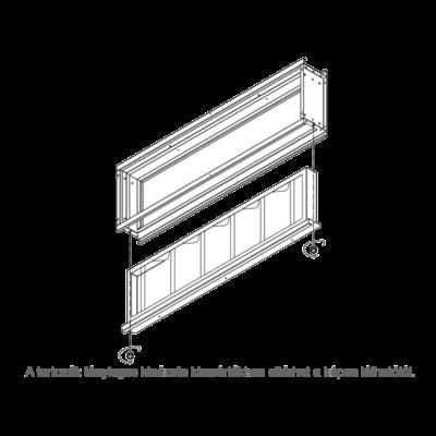 GALLETTI  MAF 40  levegő szűrő (EU2) UTN 40-hez