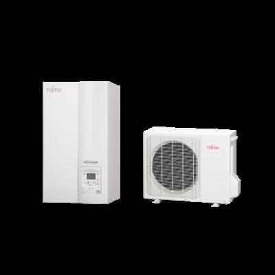 Fujitsu Waterstage S 5 Comfort V2 (WSYA050DG6 / WOYA060LFCA) levegő-víz hőszivattyú 4.6 kW