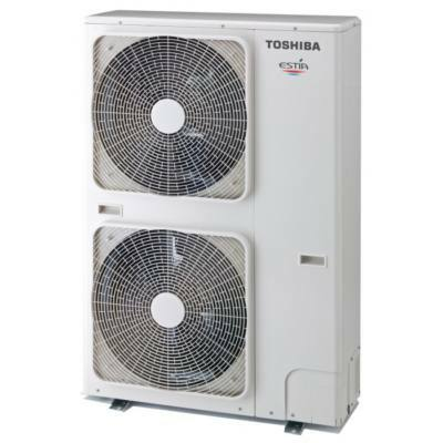 Toshiba ESTIA HWS-P1105H8R-E (kültéri egység)