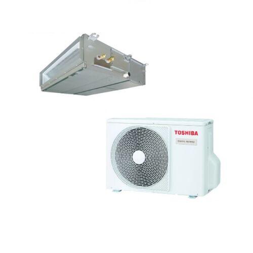Toshiba RAV-RM801BTP-E RAV-GP801AT-E (Super Digital Inverter, standard, 1 fázisú) légcsatornázható klíma