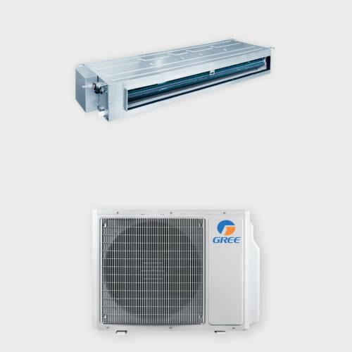 Gree GUD125PHS/A-T légcsatornázható klíma