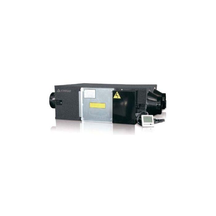 Chigo QR-X10D hővisszanyerős szellőztető