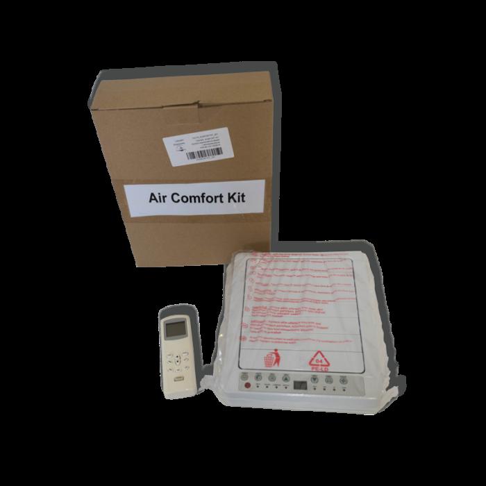 Komfort vezérlő-befúvó készlet (Mobil klímához)