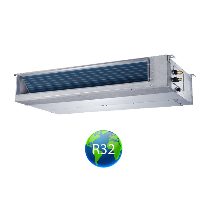 Fisher FSLIF-363AE3/FSOIF-363AE3-3F légcsatornázható klíma