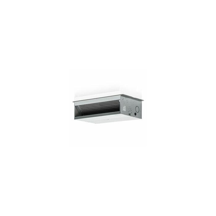 Galletti UTN 6A fan-coil (2 csöves, magasnyomású légcsatornázható)