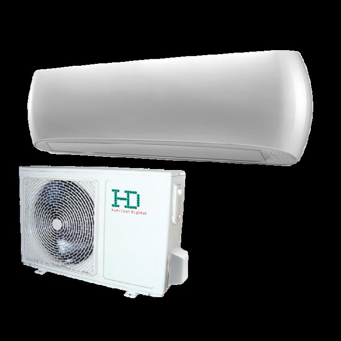 HD DESIGN 2,5 kW HDWI-DSGN-90C-WHITE / HDOI-DSGN-90C