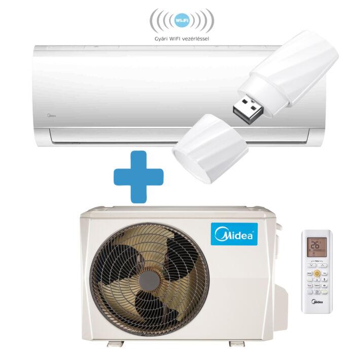 MIDEA BLANC 7,1 kW - MA-24NXD0-I-MA-24N8D0-O