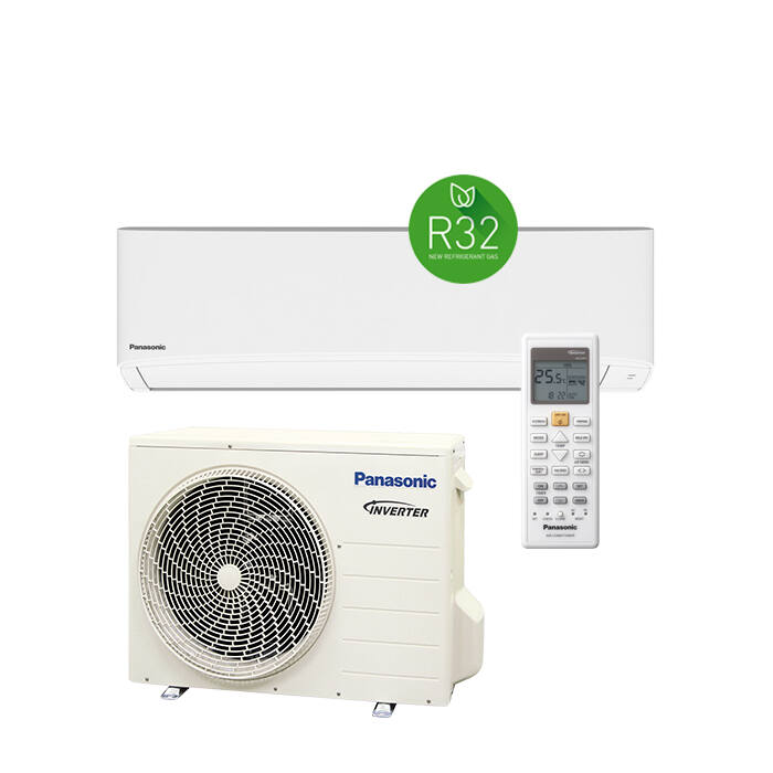 PANASONIC SUPER COMPACT 2 kW KIT-TZ20-WKE