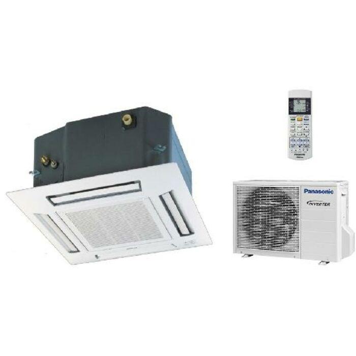 Panasonic KIT-Z25-UB4 (60x60) kazettás klíma