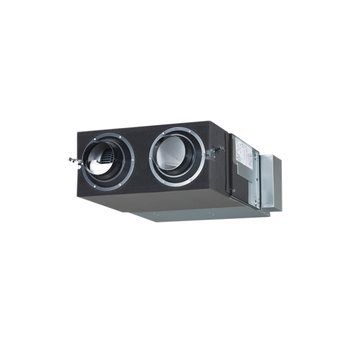 Fujitsu ERV UTZ BD 080C hővisszanyerős szellőztető