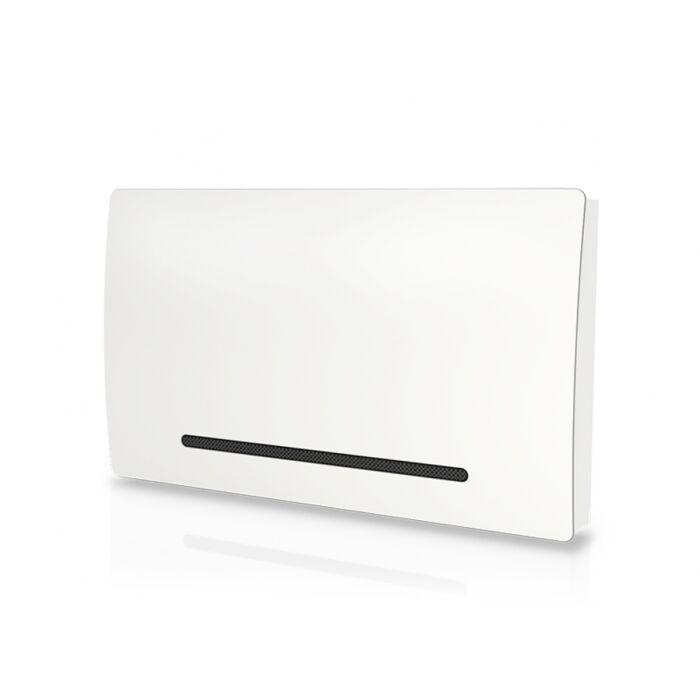 Galletti ART-U 30 WP fan-coil (fehér kivitel, nyitható ráccsal szabályzóhoz)