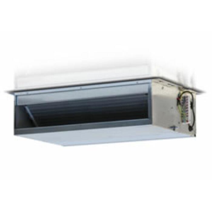 Galletti DUCTIMAX DS130 fan-coil (2 csöves, közepes nyomású, légcsatornázható)