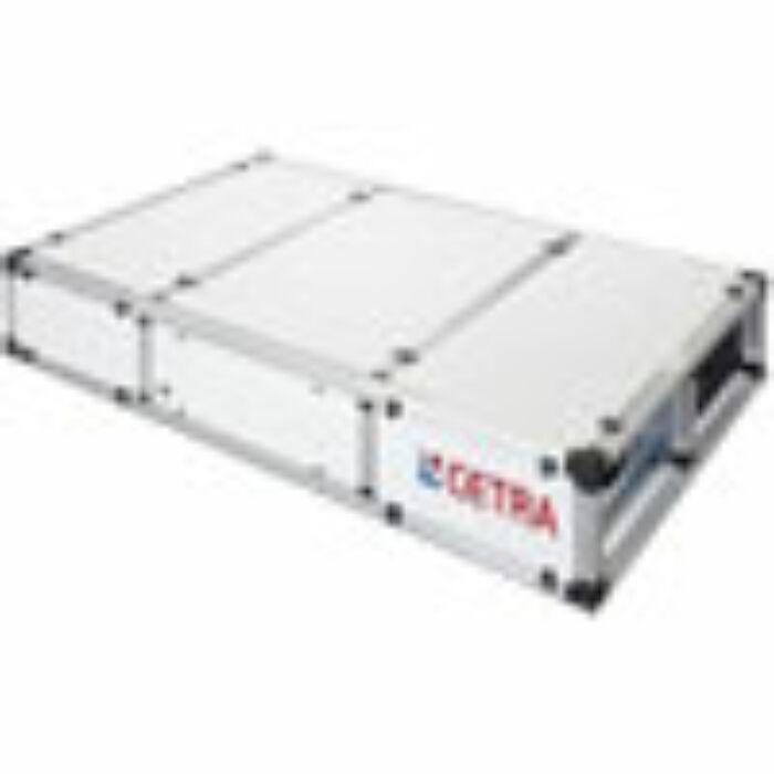 CETRA by Galletti RPE X 175 O (vízszintes kivitel) hővisszanyerős szellőztető